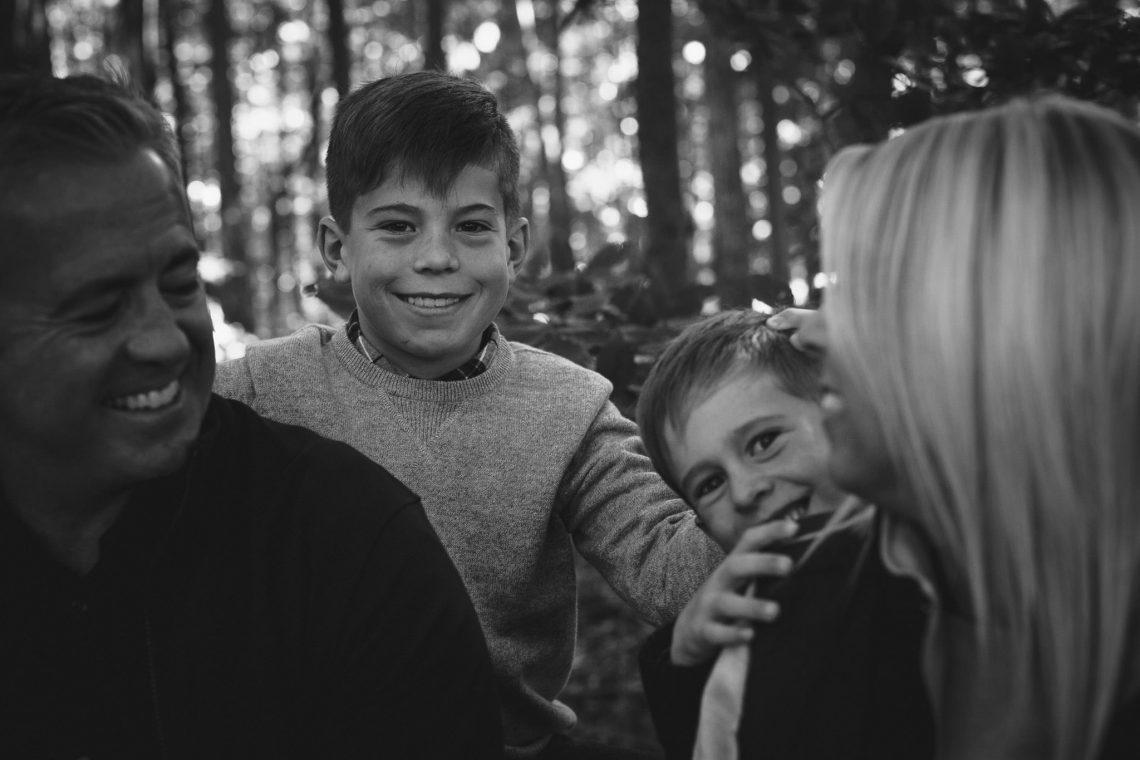 Aurora, Ontario family session